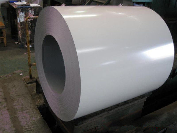 Ppg Prepainted Galvanized Steel Coil Color Coated Aluminum