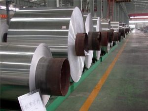 8001 8006 8011 8014 China Aluminum Alloy 8000 Series in Coil