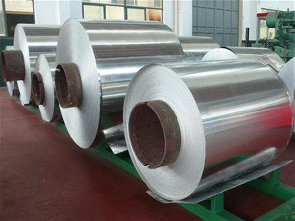 China Mill Finish Aluminium 3103 Dach Coil