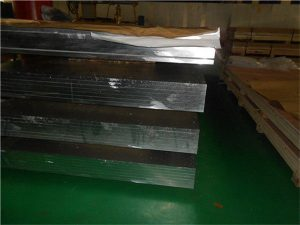 7075 t6 t656 aluminum alloy plate for trailer