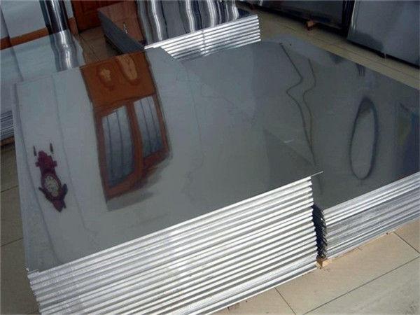 Aluminium Product 5083 H112 H111 H116 Aluminium plaat voor schepen