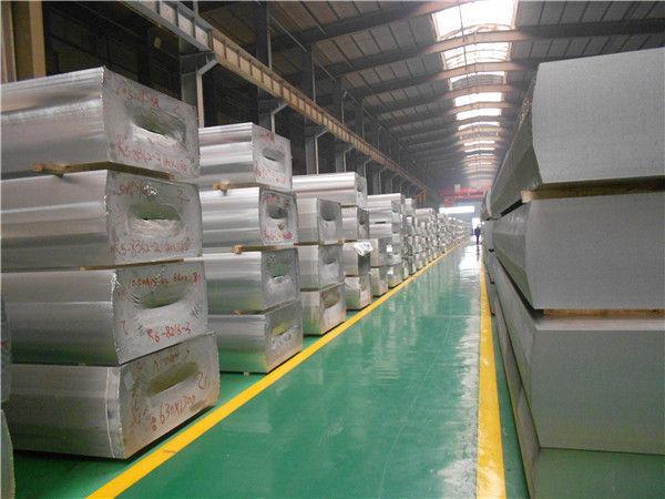 5086 Aluminium Alloy Plate Price Per Ton For Sale