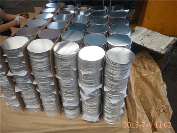 China 1 / 4 3003 3004 3005 Aluminium geruite diamantplaat
