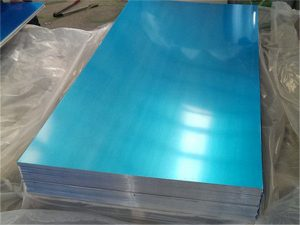 1mm thick high quality aluminum sheet /plate