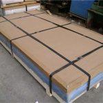 anti-slip aluminium schijfplaat