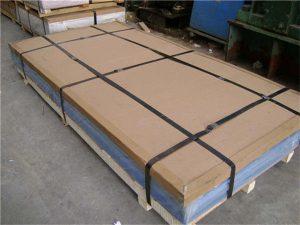 piastra di controllo in alluminio antiscivolo
