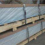 6061 6063 t6 6mm dikke aluminiumplaat