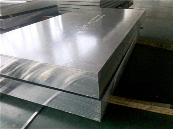 Νέο κράμα φύλλου αλουμινίου 6082 T6 από φύλλο αλουμινίου 06mm