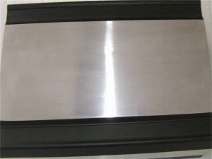 standard china honesty supplier aluminum sheet 5mm thick